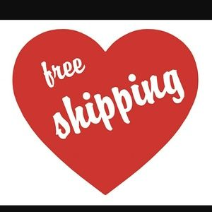 Free shipping on all orders of $50 or more!