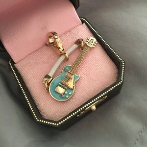 Jewelry - Vintage Juicy Couture Guitar Charm