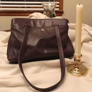 Etienne Aigner Handbags - Authentic Etienne Aigner Handbag! Beautiful! ✨👜💜