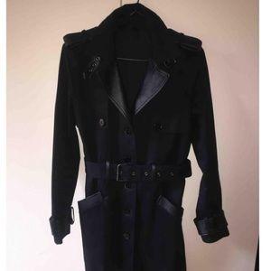 The Kooples Jackets & Blazers - The Kooples black trench coat!