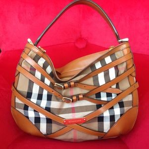 Burberry Handbags - Authentic Burberry Handbag!!!!!!
