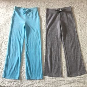 Cherokee Other - Bundle of 2 velvet pants
