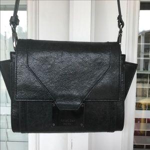 ❗SALE❗Nicole Miller Beautiful Leather Crossbody!