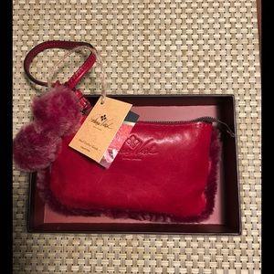 Patricia Nash Handbags - Patricia Nash Wristlets Burgundy NWT