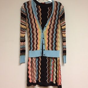 M by Missoni Dresses & Skirts - Missoni size S dress & sweater