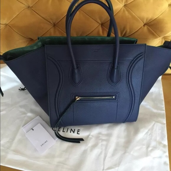 7db380dbe699 Brand new Celine Phantom Navy