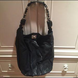 ZARA black hand bag from EUROPE!