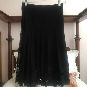 Ice Dresses & Skirts - Black ICE brand skirt 🌸