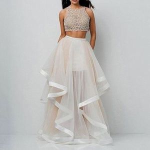 Terani Couture Dresses & Skirts - Glamour by Terani Couture Two-Piece Ballgown