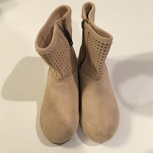 hm-moden Shoes - Toddler girl suede boots