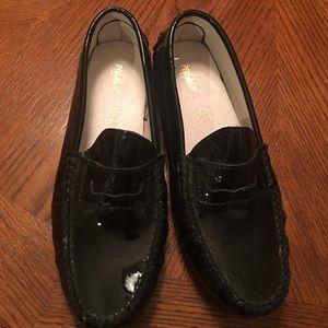 Primigi Shoes - Black patent leather loafers