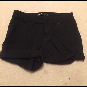 Urban Outfitters Black Jean Shorts!