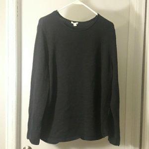 J. Jill Tops - Extra Large J. Jill Dark Gray Sweater