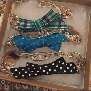 Bow bracelets!