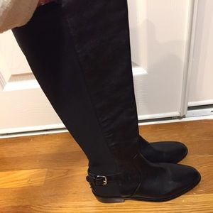 Liza Coach leather riding boot brand new!