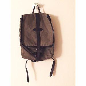 Filson Handbags - Filson tin cloth backpack
