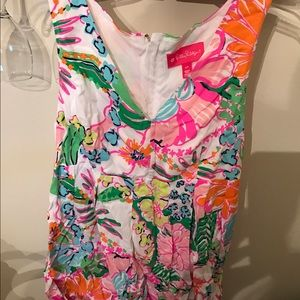 Lily Pulitzer for Target Tank