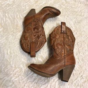 MIA Shoes - Mia Larue Western Boots