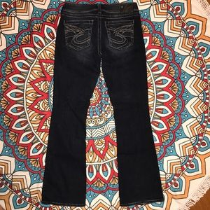 Silver Jeans Denim - Silver Suki Jean sz 29 length 32