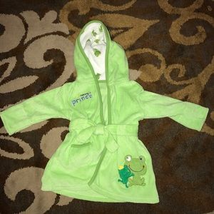 Carter's Other - Carters Infant Boy Froggy Bath Robe