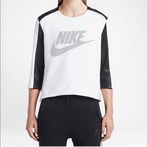 Nike Tops - Nike PERFORATED Crew Top