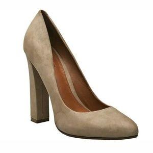 Schultz Shoes - Schutz Fennel Block Pumps sz 37 / 6.5