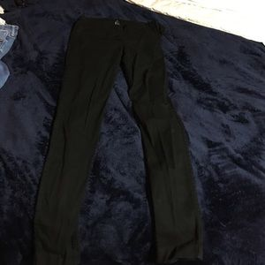Black H&M pants