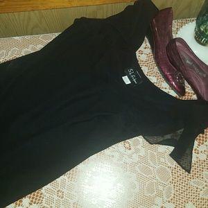 SL Fashions Dresses & Skirts - SL Fashions black cocktail dress