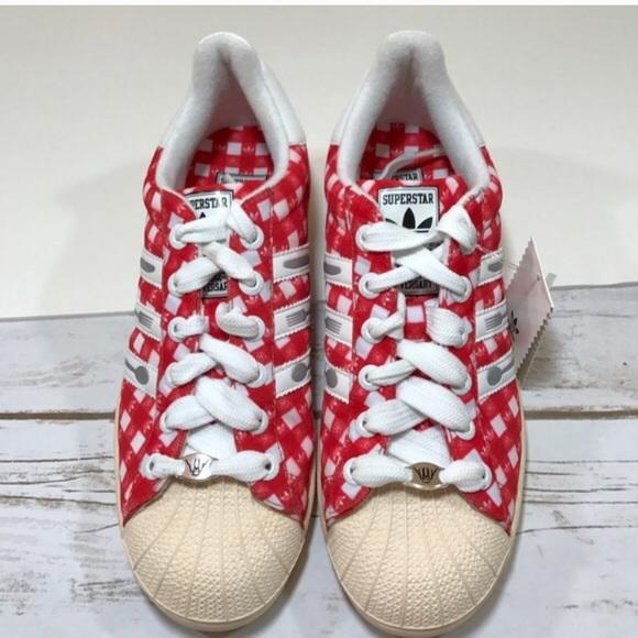 Zapatillas adidas superstar 35ª Upper Playground BBQ NWT poshmark