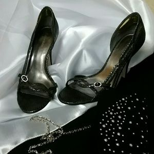 Shoes - Calvin Klein grey shoes