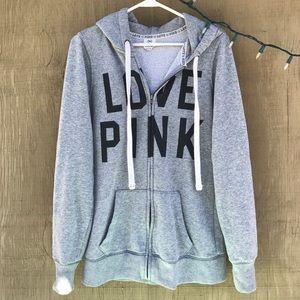 PINK Victoria's Secret Tops - {VS} Pink hoodie