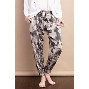 Wind and Willow Pants - Tie Dye Woven Pants