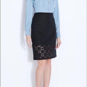 Tibi Dresses & Skirts - Tibi Pía Cutout Pencil Skirt
