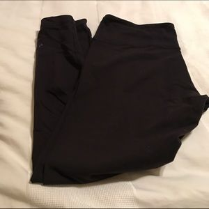 Lululemon wunder under pants size 12