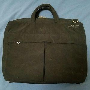 Jack Spade unisex laptop bag, used for sale
