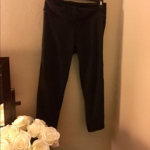 Alala Pants - Alala Black Workout leggings