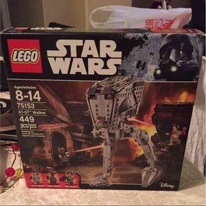 Lego Other - LEGOS STAR WARS AT-ST WALKER 75153