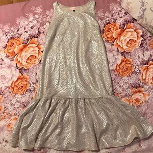 GABRIELLA ROCHA champagne dress