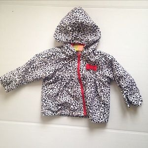 Other - ❤️SALE❤️ size 12M heart print and red jacket