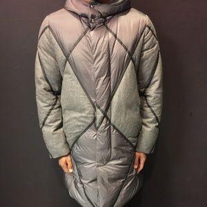 b8bb32129f Moncler Jackets & Coats - Thom Browne x Moncler Gamme Bleu Nylon Coat ...