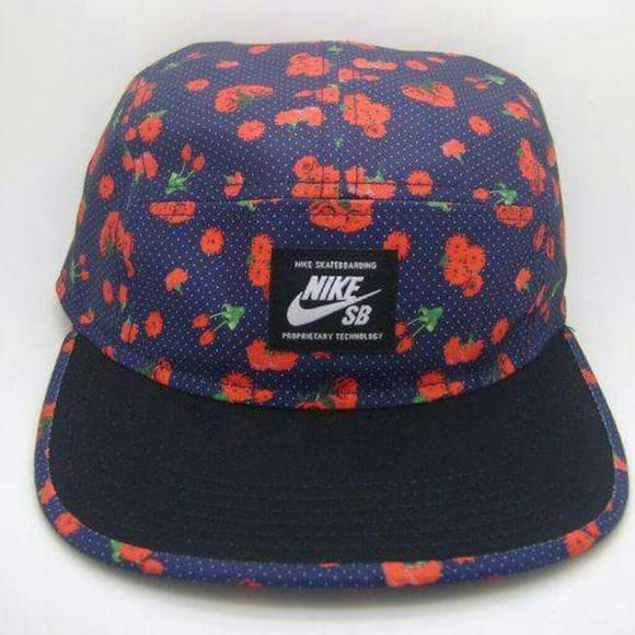 NWT Nike sb floral hat 937c12bf1e6