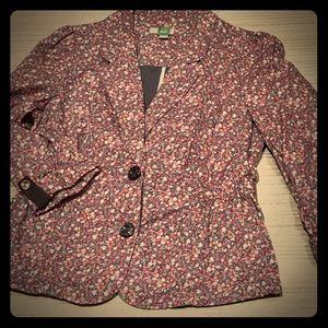 Anthropologie Jackets & Blazers - ANTHROPOLOGIE  floral jacket
