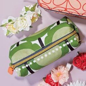 Orla Kiely Handbags - NWT Orla Kiely small cosmetic pouch-floral green