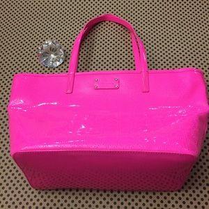  KATE SPADE PINK Tote Hangbag 