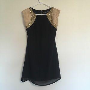 Little Mistress Dresses & Skirts - Little mistress, black dress, size 2