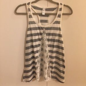 Three Bird Nest Other - Sexy and Sweet! Striped PJ Short Set - XS/S