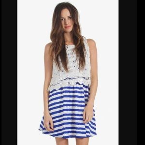 Sugarlips Seasides Stripes dress.