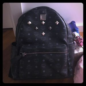 MCM Handbags - MCM medium Backpack