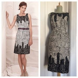 """Anthropologie """"Great Heights"""" Shift Dress"""