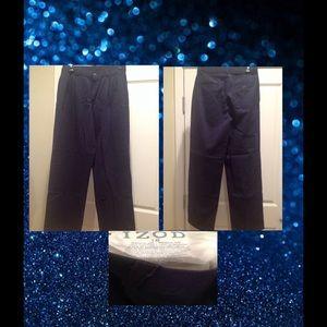 Izod Other - Boys Blue Dress Pants with Adjustable Waistband~18